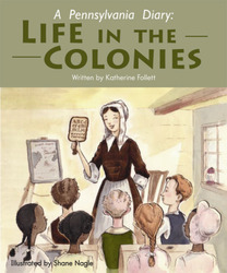 Gear Up, (Level N) A Pennsylvania Diary: Life in the Colonies, 6-pack