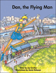 Wright Skills, Dan, The Flying Man Big Book