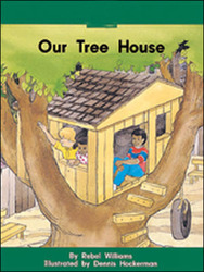 Wright Skills, Our Tree House Big Book