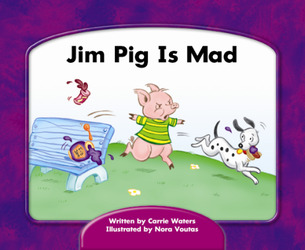 Wright Skills, Jim Pig Is Mad 6-pack