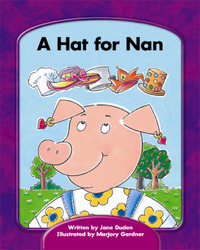 Wright Skills, A Hat for Nan 6-pack