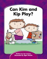 Wright Skills, Can Kim & Kip Play? 6-pack