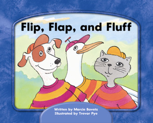 Wright Skills, Flip, Flap, and Fluff, 6-pack