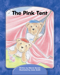 Wright Skills, The Pink Tent Decodable Grade 1