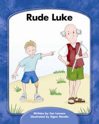 Wright Skills, Rude Luke 6-pack