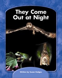 Wright Skills, Grade PreK-3,  They Come Out at Night 6-pack