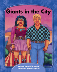 Wright Skills, Giants in the City 6-pack