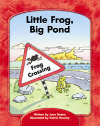 Wright Skills, Little Frog, Big Pond, 6-pack
