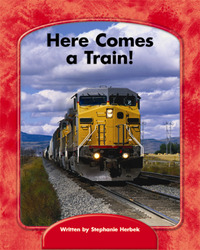 Wright Skills, Grade PreK-3,  Here Comes a Train! 6-pack