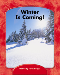 Wright Skills, Grade PreK-3,  Winter Is Coming! 6-pack
