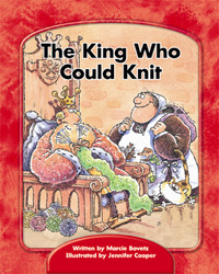 Wright Skills, The King Who Could Knit, 6-pack