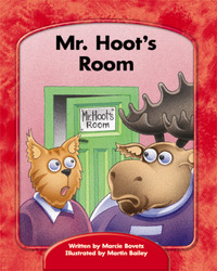 Wright Skills, Mr. Hoot's Room 6-pack