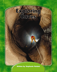 Wright Skills, Grade PreK-3,  Exploring Caves 6-pack