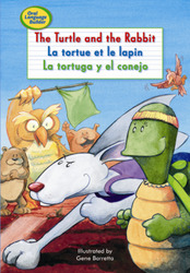 Oral Language Builder, The Turtle and the Rabbit