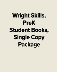 Wright Skills, PreK Student Books, Single Copy Package