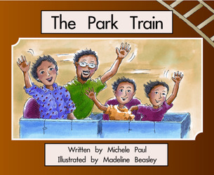 Springboard, Park Train, The (Level C) 6-pack