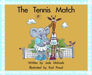 Springboard, Tennis Match, The (Level C) 6-pack