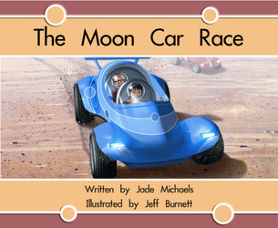 Springboard, Moon Car Race, The (Level D) 6-pack