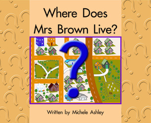 Springboard, Where Does Mrs. Brown Live? (Level G) 6-pack