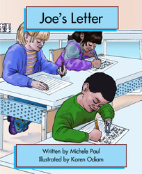Springboard, Joe's Letter (Level H) 6-pack