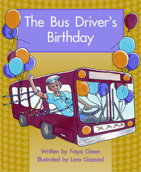 Springboard, Bus Driver's Birthday, The (Level H) 6-pack