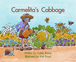 Springboard, Carmelita's Cabbage (Level H) 6-pack