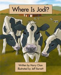 Springboard, Where Is Jodi? (Level I) 6-pack
