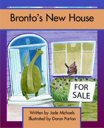 Springboard, Bronto's New House (Level J) 6-pack