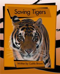 Springboard, Saving Tigers (Level J) 6-pack