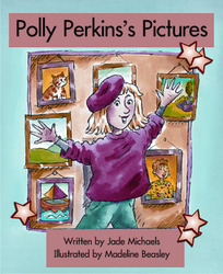 Springboard, Polly Perkin's Pictures (Level J) 6-pack