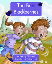 Springboard, Best Blackberries, The (Level K) 6-pack