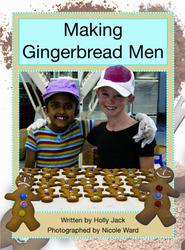 Springboard, Making Gingerbread Men (Level P) 6-pack