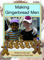 Springboard, Making Gingerbread Men (Level P) 6-pack