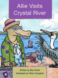 Springboard, Allie Visits Crystal River (Level P) 6-pack