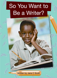 Springboard, So You Want to Be a Writer? (Level Q) 6-pack