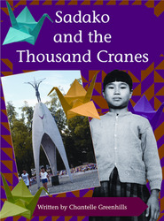 Springboard, Sadako and the Thousand Cranes (Level R) 6-pack