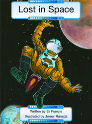 Springboard, Lost in Space (Level R) 6-pack
