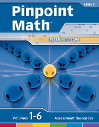 Pinpoint Math Grade 3/Level C, Assessment Resources