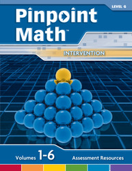 Pinpoint Math Grade 7/Level G, Assessment Resources
