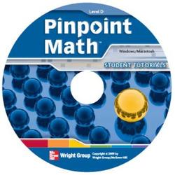 Pinpoint Math Grade 4/Level D, Interactive Tutorial CD