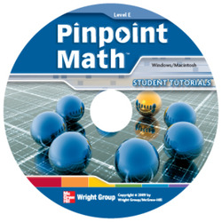 Pinpoint Math Grade 5/Level E, Interactive Tutorial CD