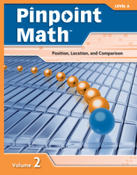 Pinpoint Math Grade 1/Level A, Student Booklet Volume II