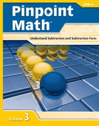 Pinpoint Math Grade 2/Level B, Student Booklet Volume III