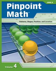 Pinpoint Math Grade 2/Level B, Student Booklet Volume IV