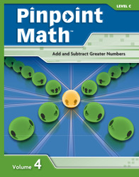 Pinpoint Math Grade 3/Level C, Student Booklet Volume IV