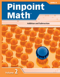 Pinpoint Math Grade 4/Level D, Student Booklet Volume II