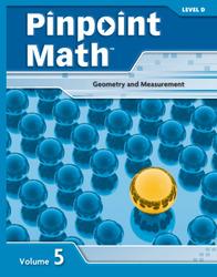 Pinpoint Math Grade 4/Level D, Student Booklet Volume V