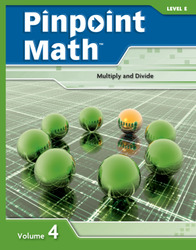 Pinpoint Math Grade 5/Level E, Student Booklet Volume IV