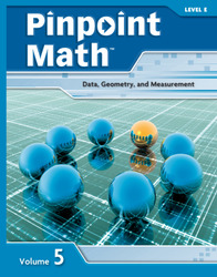 Pinpoint Math Grade 5/Level E, Student Booklet Volume V