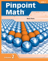 Pinpoint Math Grade 6/Level F, Student Booklet Volume II